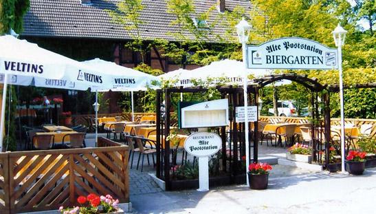 Biergaten La terraza del Oktoberfest Valdespartera